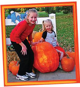Pinecrest Pumpkins